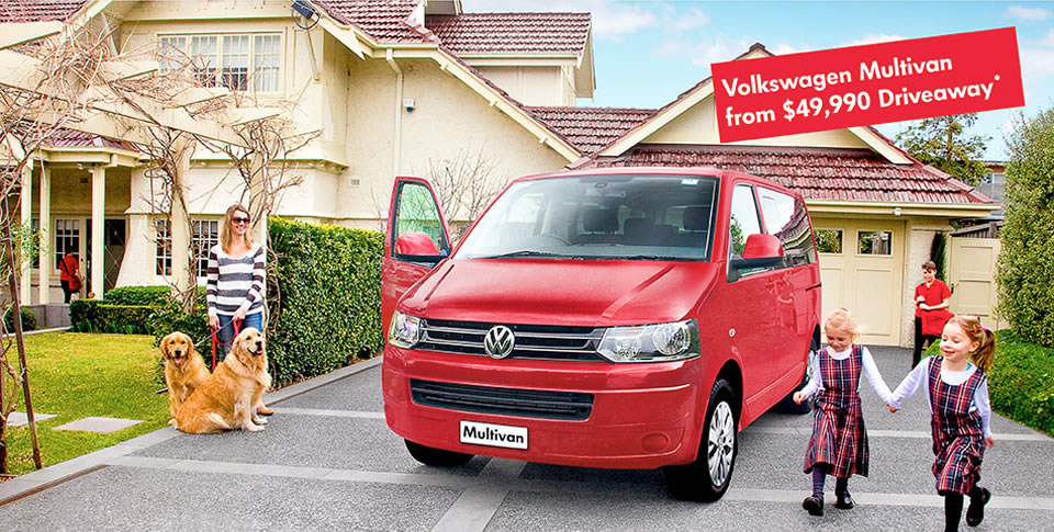Volkswagen Commercial Special Offer